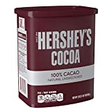 Hershey's Natural Unsweetened Cocoa, 23-Ounces