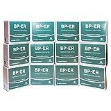 Lebenskraft BP ER Elite Emergency Food 12 x 500 gramos del fabricante líder (Charge 2020 y certificado por el distribuidor.