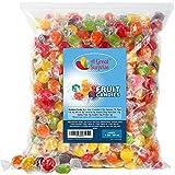 A Great Surprise Fruta con sabor a caramelo - caramelo a granel Colombina caramelo duro, 4 LB