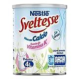 Nestlé Sveltesse - Leche desnatada en polvo - 3 x 400 g