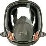 3M Máscara completa pequeña elastómero (1 máscara/caja), 6700, Certificado de seguridad EN