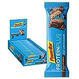 Powerbar Protein Plus Low Sugar Chocolate Espresso - Barritas Proteinas con Bajo Nivel de Azucar - 30 Barras 1005 g