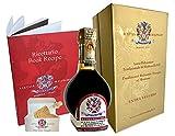 Vinagre Balsámico Tradicional de Modena envejecido 25 años Contenido 100ml+ Tapón dosador + Libro de cocina - Acetaia Malpighi