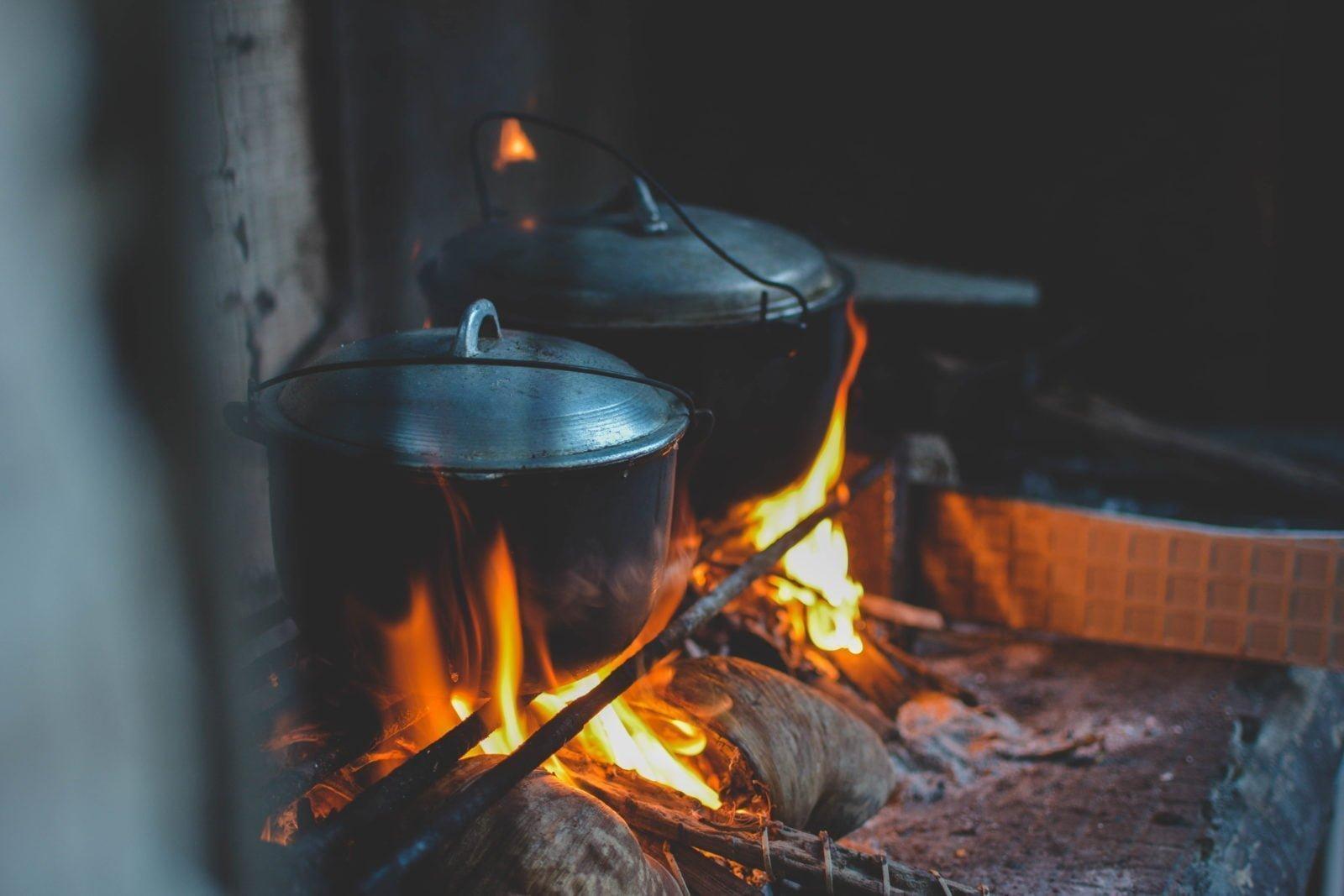 consejos de cocina de supervivencia