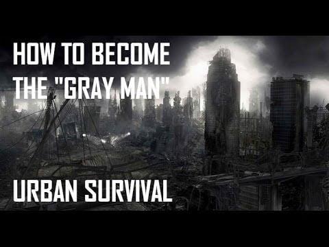 """Cómo convertirse en un """"hombre gris"""" 2"""
