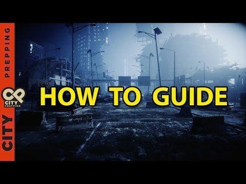 Las primeras 10 cosas que hacer después del colapso 1