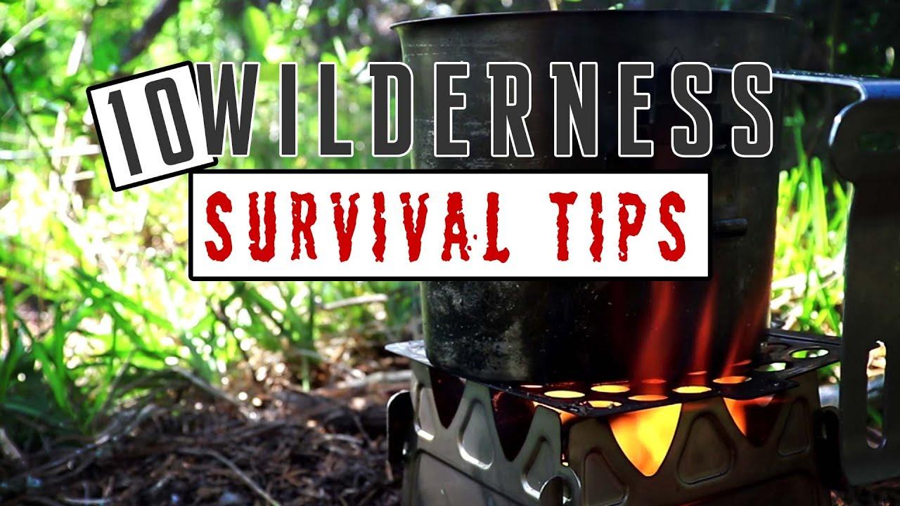 10 consejos de supervivencia en la naturaleza para tu próxima aventura 1